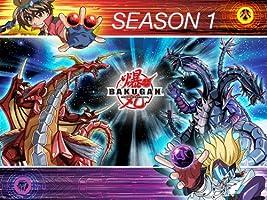 Bakugan - Staffel 1