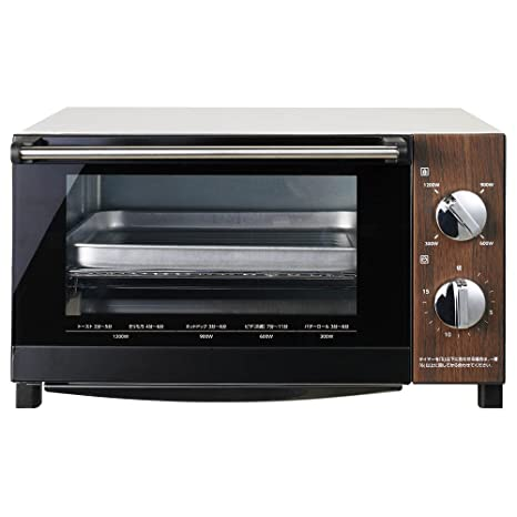 Amazon.com: doshisha Pieria Big tostador horno dot-1402 Dwh ...