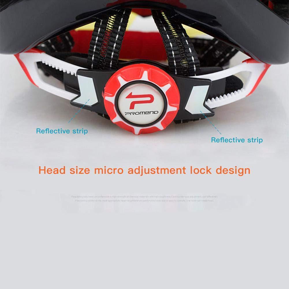 Sue-Supply Mountainbike-Reithelm mit Brille Leichter UV-Schutz und und und Anti-Fog-Schutzbrillen für Männer und Frauen B07N7CRCG6 Allround-Helme Wir haben von unseren Kunden Lob erhalten. d0ac39
