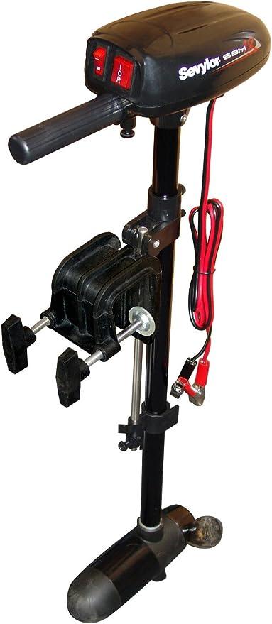 Sevylor 204750.0 - Motor eléctrico 18Lbs - 12V - SBM18