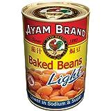Ayam Brand Baked Beans in Tomato Sauce, Light, 425g