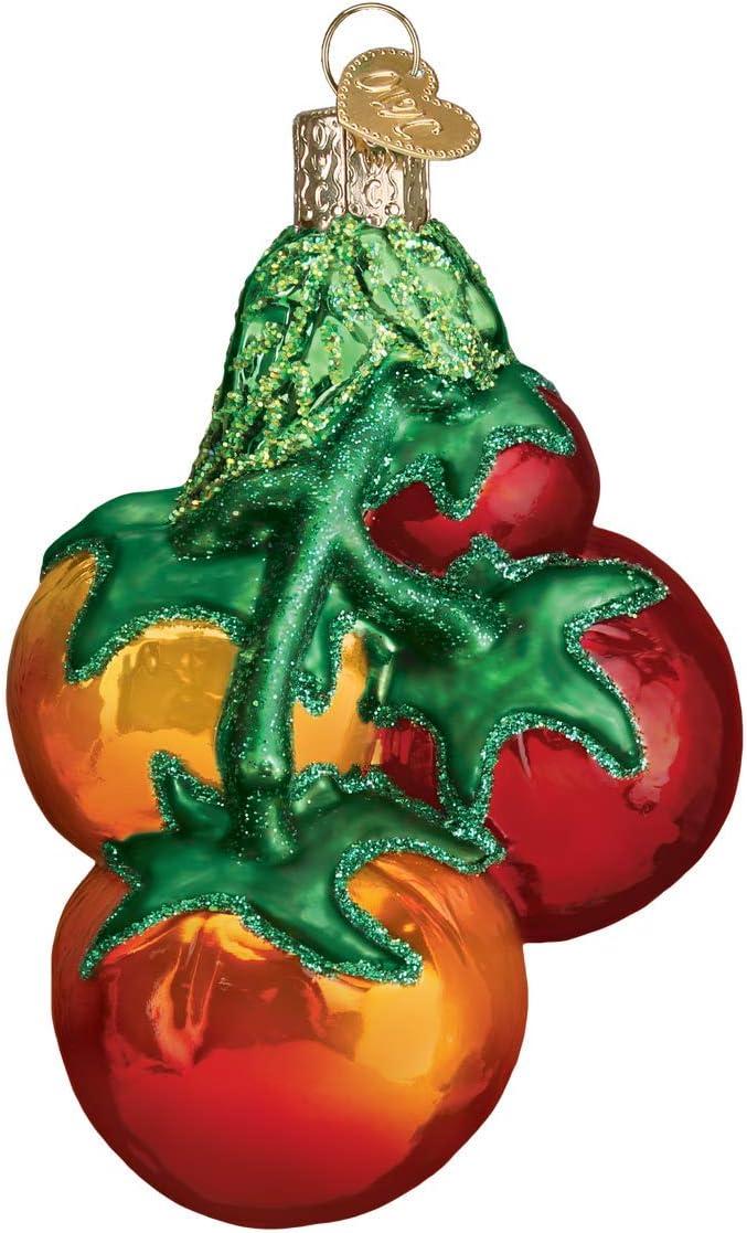 Old World Christmas Tomatoes on Vine