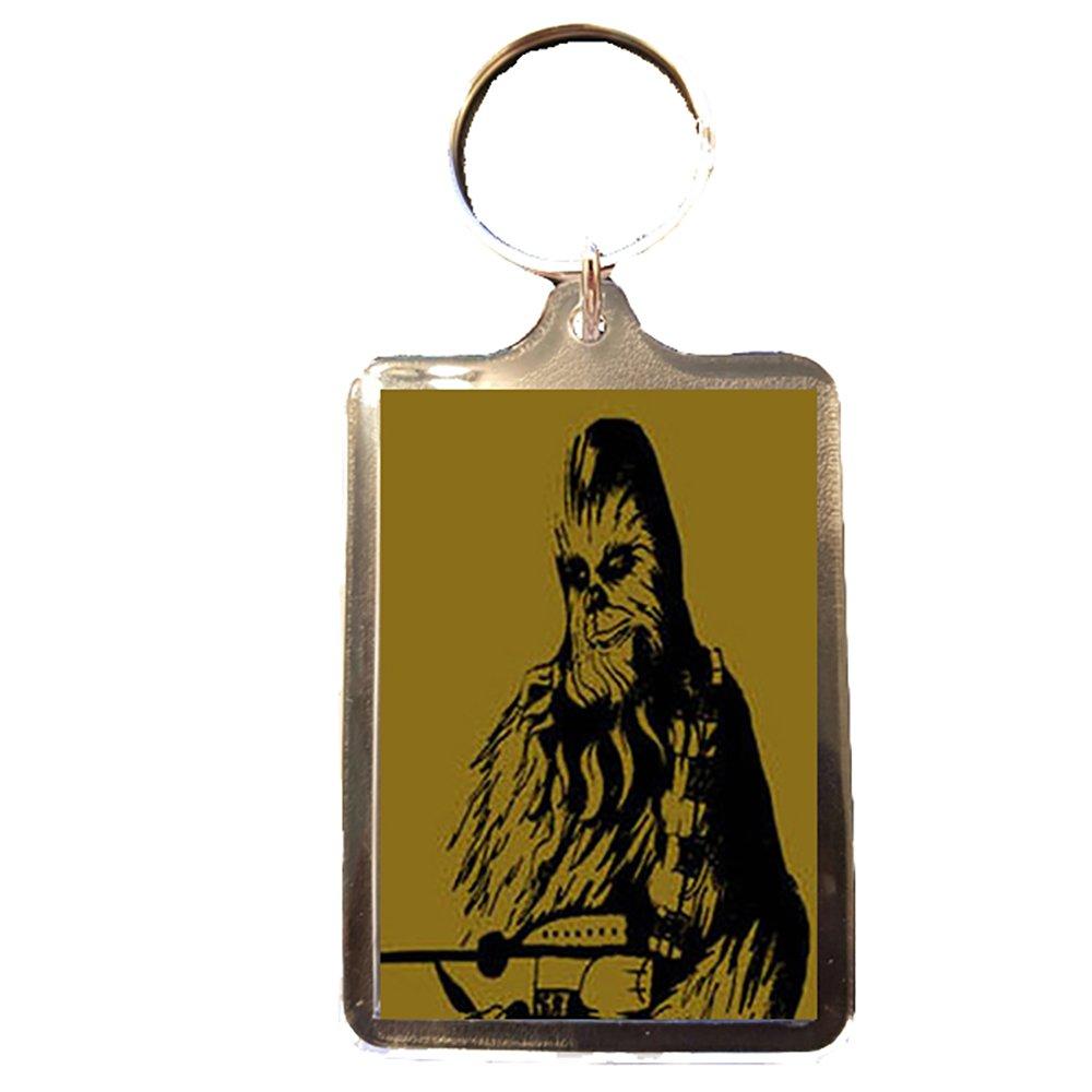 Footie Gifts Chewbacca - Llavero con diseño de Pop Art ...