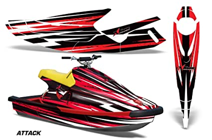Amazon com: 1993-1996 Yamaha Wave Blaster AMRRACING Jet Ski