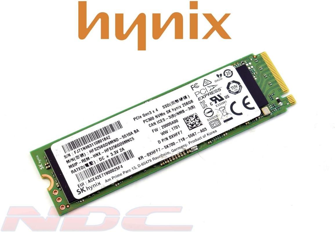 256 GB SSD Disco de Estado sólido de SK hynix PC300 NVMe M.2 NGFF ...
