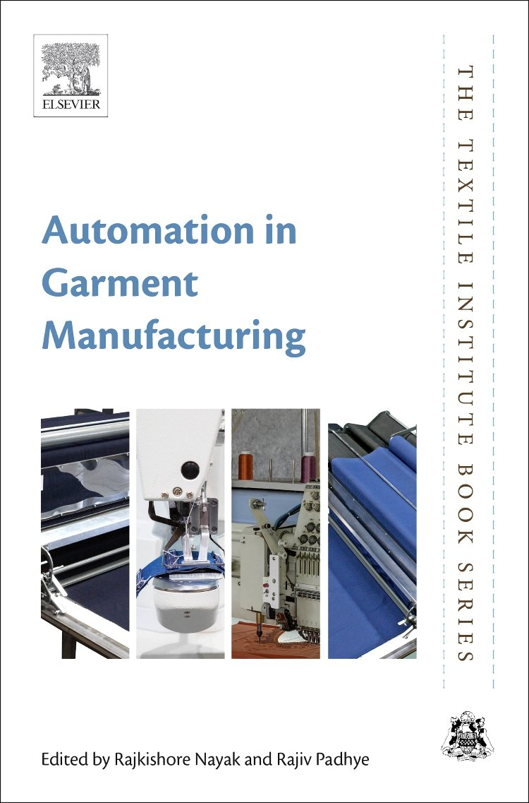 automation in garment manufacturing book automation in garment manufacturing