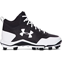 Under Armour Boys 'UA Calentador Mid TPU Jr. Béisbol Cleats