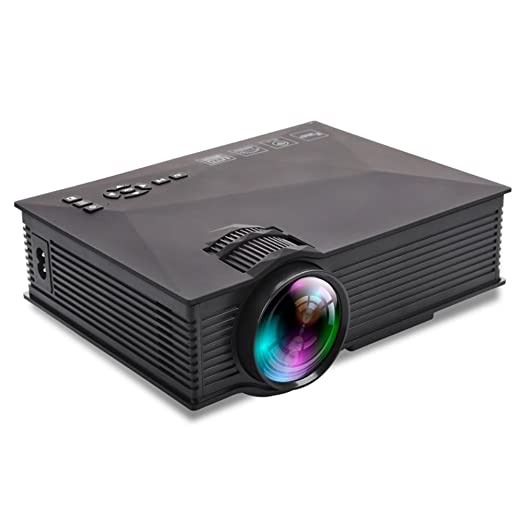 LWTOP WiFi proyector inalámbrico, Full HD 1080P LED Video ...