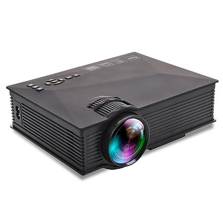 John-L Proyector de Cine en casa, proyector portátil LED 138 ...