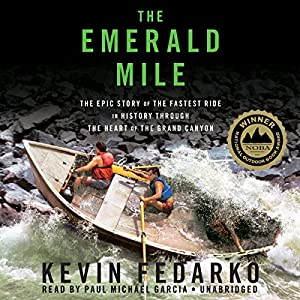 The Emerald Mile Audiobook