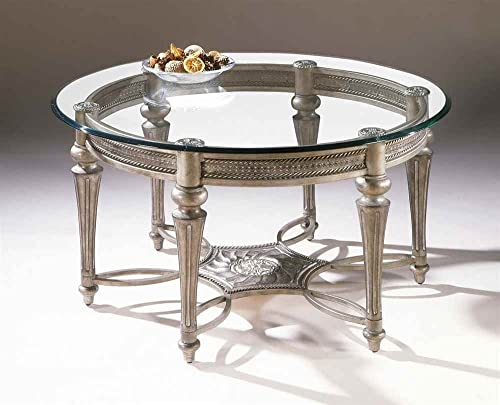Magnussen Round Cocktail Table – Galloway
