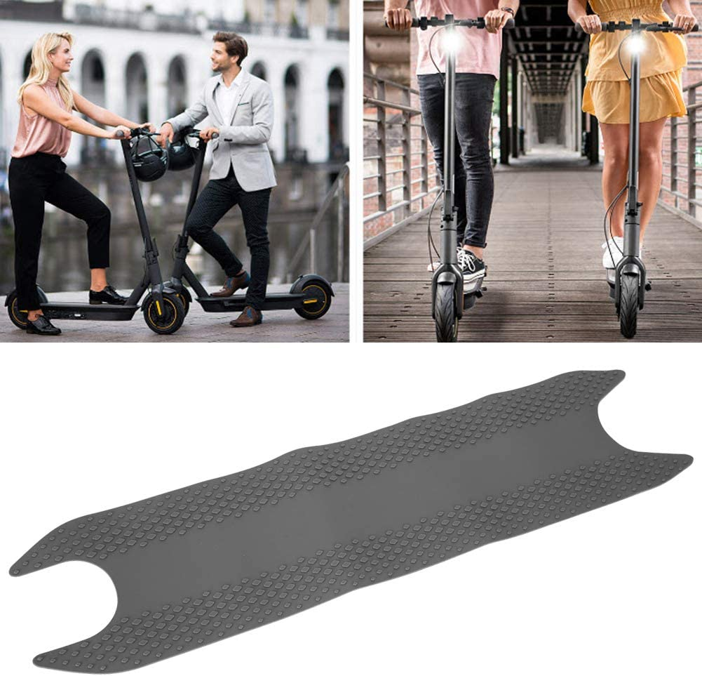 Electric Scooter Pedal Tape Sandpaper Sticker for MAX‑G30 Silicone Waterproof Cover Keenso Electric Scooter Foot Pedal Tape