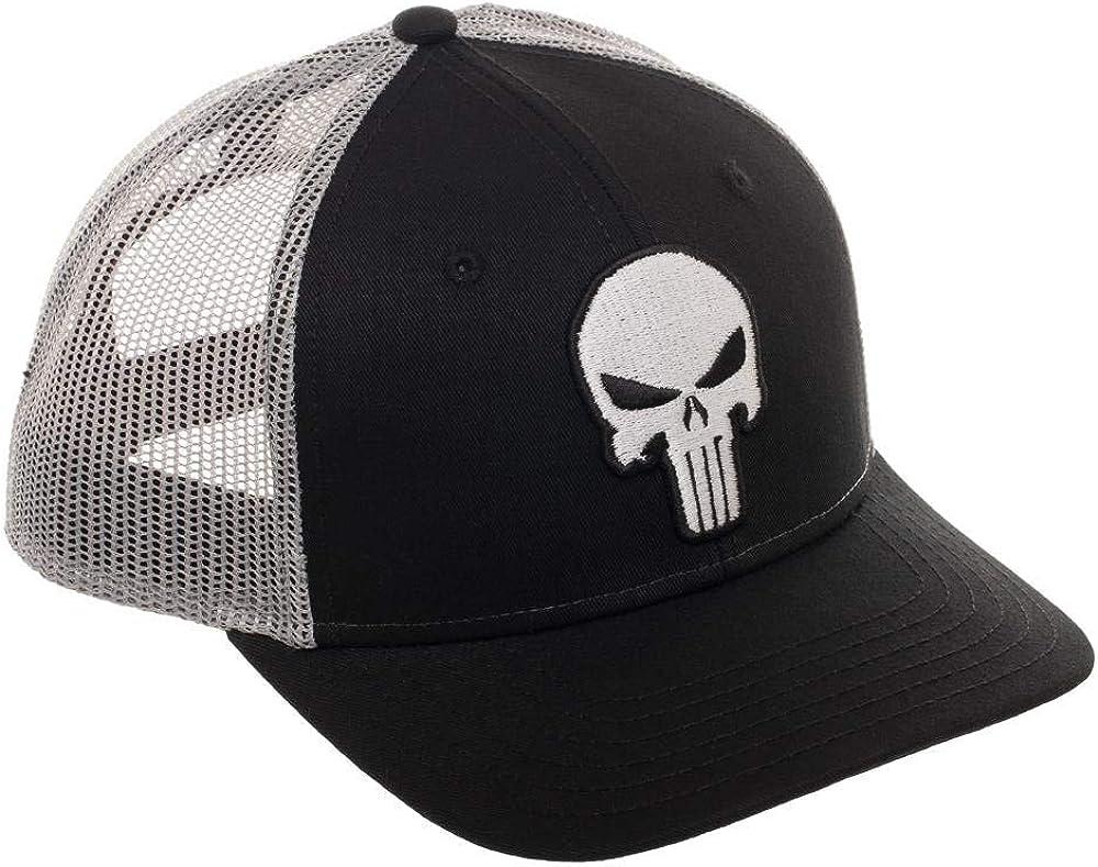 Marvel Punisher Trucker Hat Cap