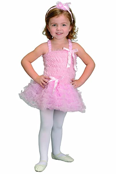 separation shoes ff073 24e45 Aeromax Pink Ballerina Dress with Ruffles