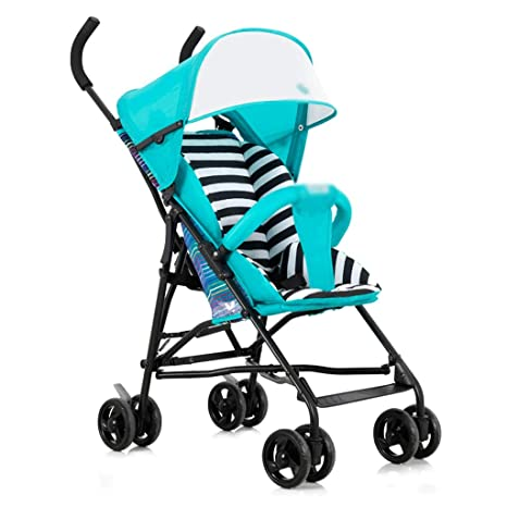Sillas de paseo Cochecito de bebé Ligero Plegable Simple ...