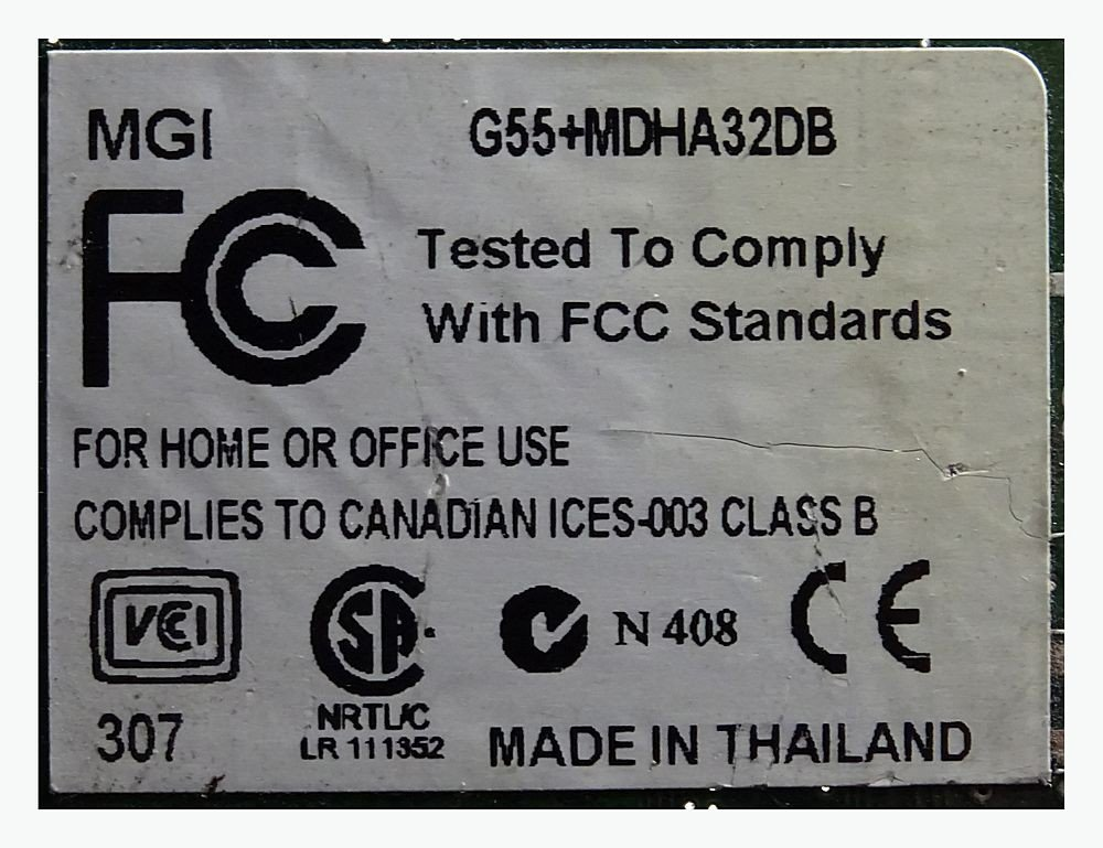 NEUW Matrox AGP Grafikkarte G550 G55+ MDHA32DB VGA+DVi VGA+DVI 32MB BULK