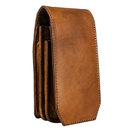 Goatter Brown Leather 5.5