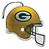 NFL Green Bay Packers Auto Air Freshener, 3-Pack
