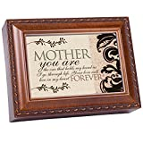 Cottage Garden Mother Woodgrain Music Box/Jewelry Box Plays Wind Beneath Wings Review