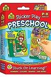 Get Ready Preschool Sticker Cards