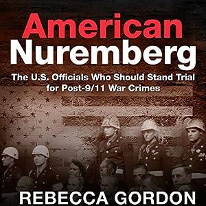 American Nuremberg Audiobook