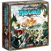 Grey Fox Games GFG96736 Champions of Midgard