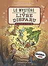 Le mystère du livre disparu, tome 1 : Au secours de Peter Pan par Baccalario