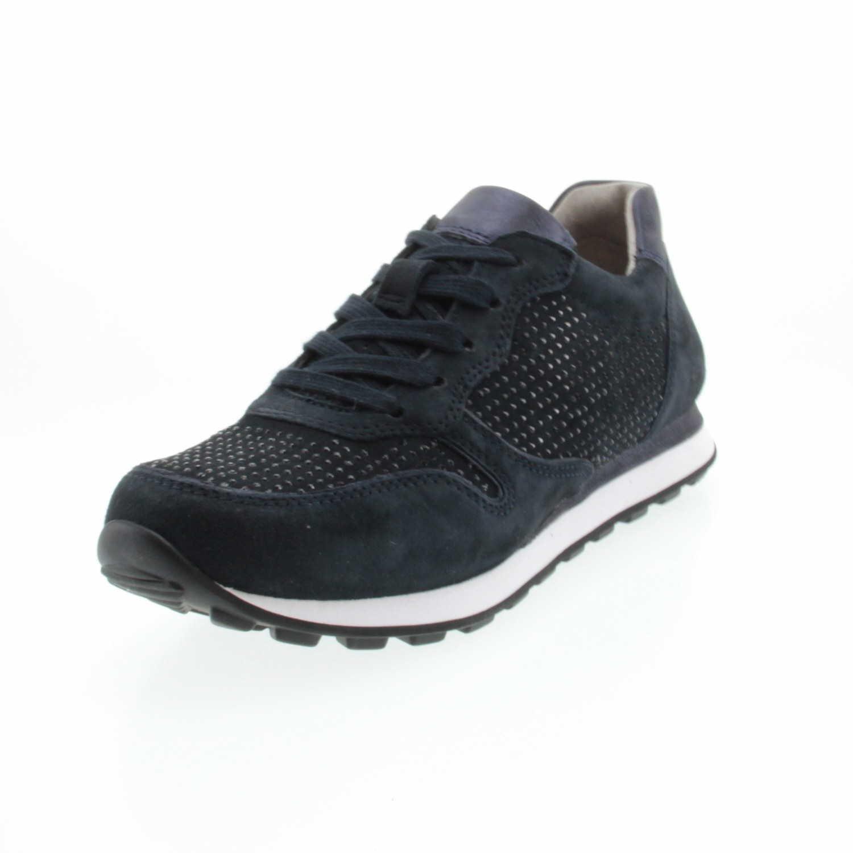 Gabor 66.365.46 - Zapatos de cordones para mujer 37 EU Azul