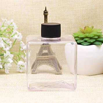f2466791a822 Amazon.com : YyZKO one piece 250ml square shape clear/pink/green ...