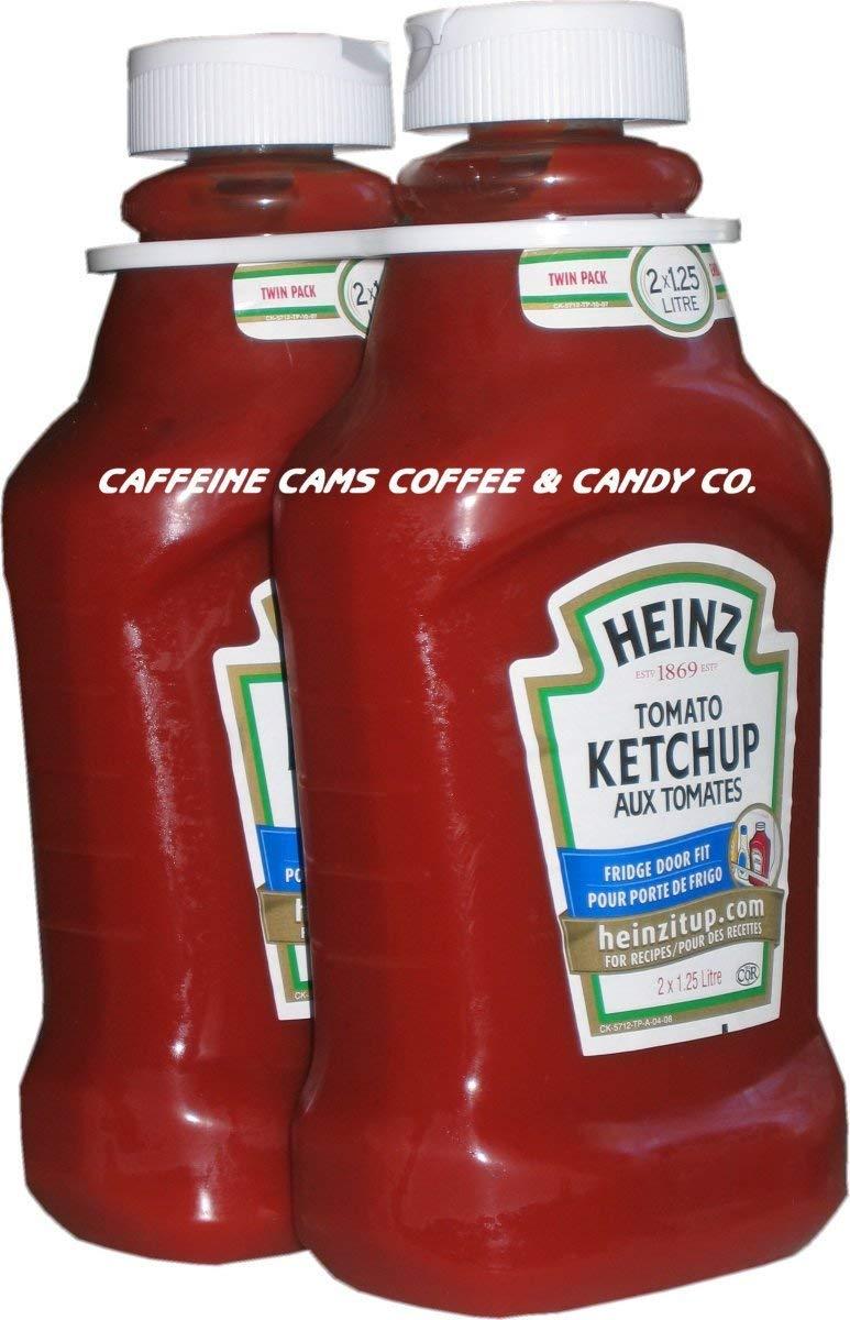 Heinz Tomato Ketchup - 2x1.25L