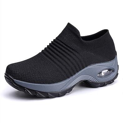 Amazon.com: UareMgic - Zapatillas de neopreno para mujer ...