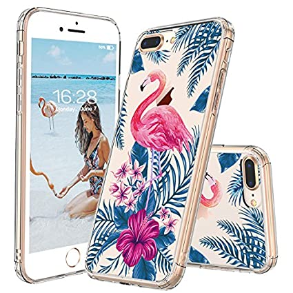 iphone 8 plus case flamingo