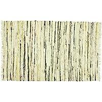Sturbridge Country Rag Rug in Stone 24 x 36
