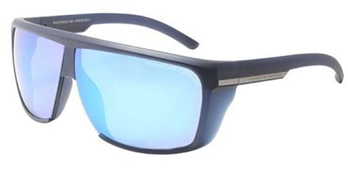 Porsche Design P8597 B Sonnenbrille - light blue / blue black oWKpjyBzOE