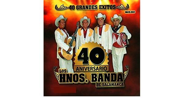 40 Aniversario by Los Hermanos Banda De Salamanca on Amazon Music - Amazon.com