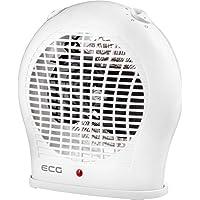 ECG TV 30 White ventilatorkachel, wit