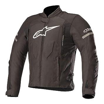 Alpinestars Chaqueta para Moto de Tela t-Faster XL Negro ...