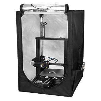 Creality Impresora 3D Cubierta protectora insonorizada a ...