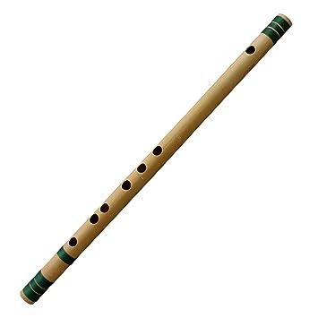 Anfanger Professional Indische Bambus Querflote C Tune Bansuri