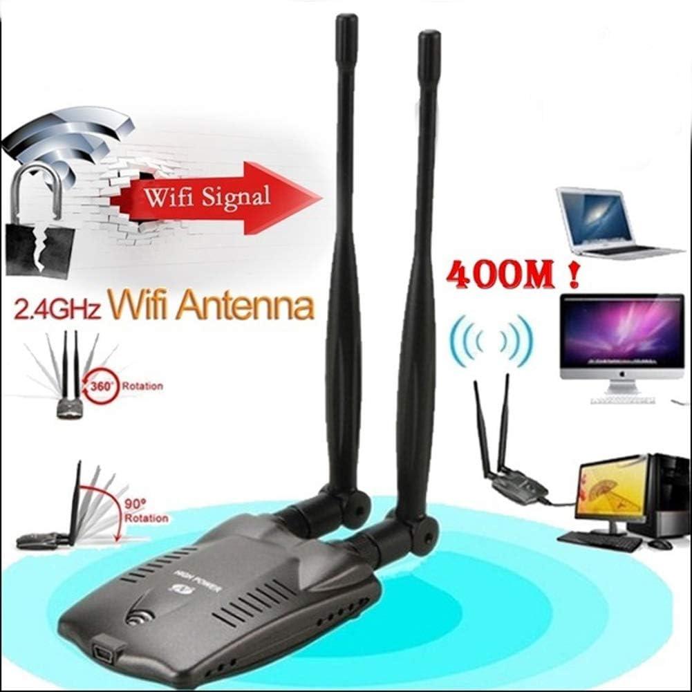 QWERT Estable 400 m Acceso inalámbrico Gratuito a Internet ...