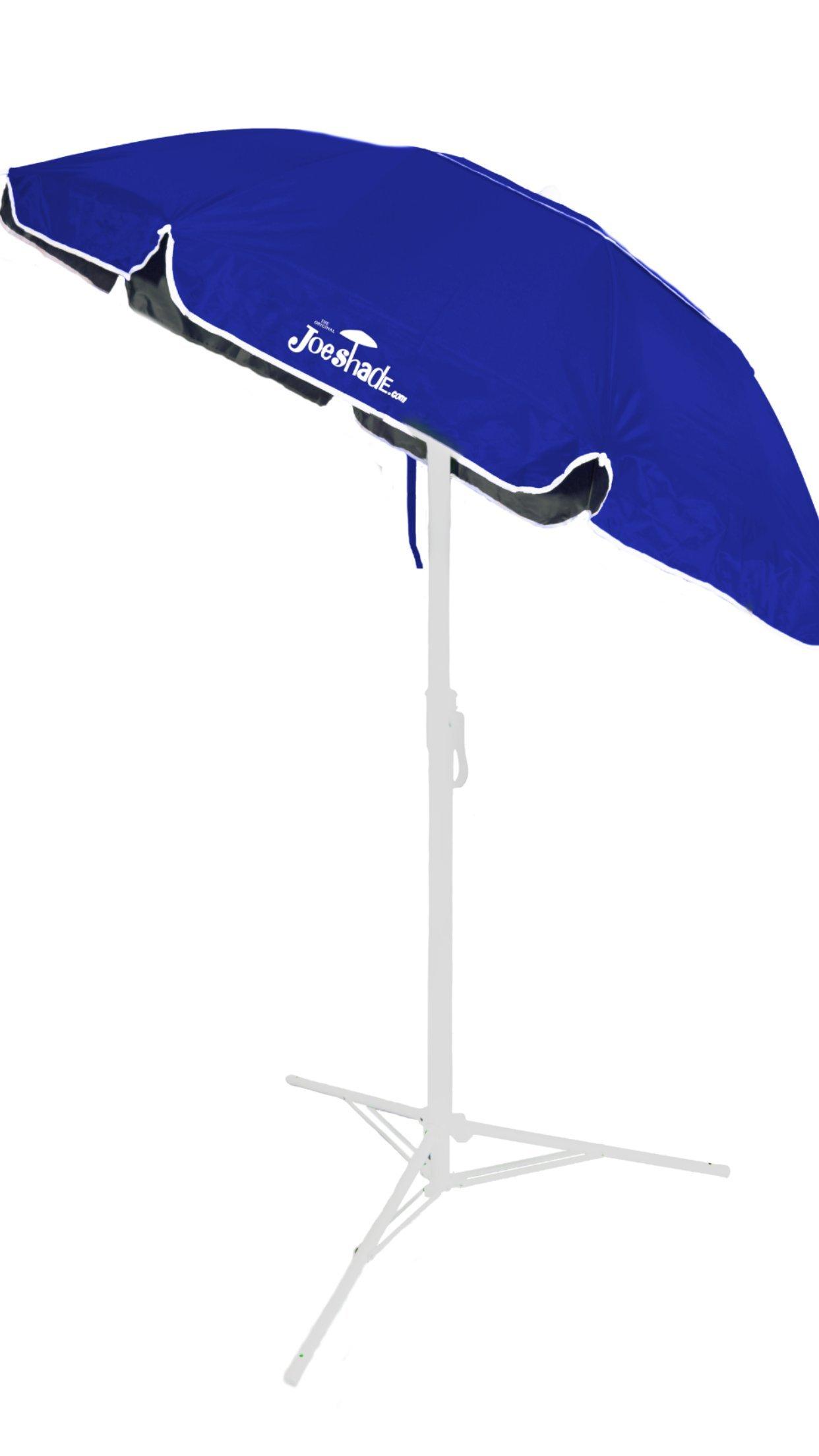 JoeShade, Portable Sun Shade Umbrella, Sunshade Umbrella, Sports Umbrella, BLUE
