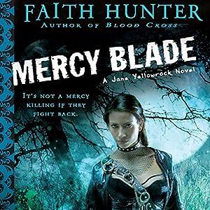 Mercy Blade Hörbuch