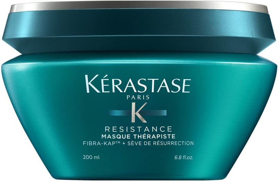 Kerastase Resistance Therapiste Maschera Per Capelli 200 Ml Amazon It