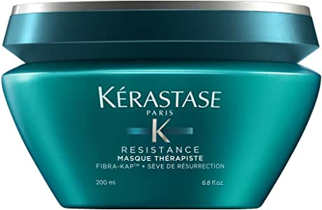 Kerastase Resistance Masque Therapiste Fiber Quality Renewal Masque (For Very Damaged, Over-Processed Thick Hair) 200ml