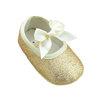 aa4e1b8058b1 Internet Glitter Baby Shoes Sneaker Anti-slip Soft Sole Toddler First  Walking Shoes (6~12 Month