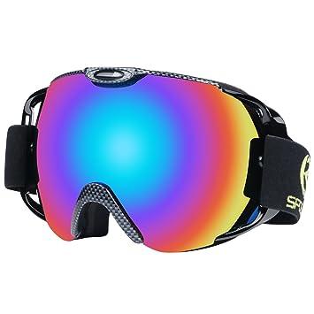Gafas de nieve esquí Skate gafas Gafas Graduadas de ...
