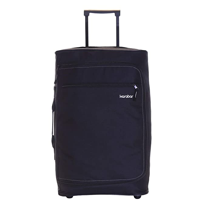 c60c172f2 Karabar Cabin Carry-on Hand Luggage Suitcase Bag Super Lightweight 55 cm  1.5 kg 40