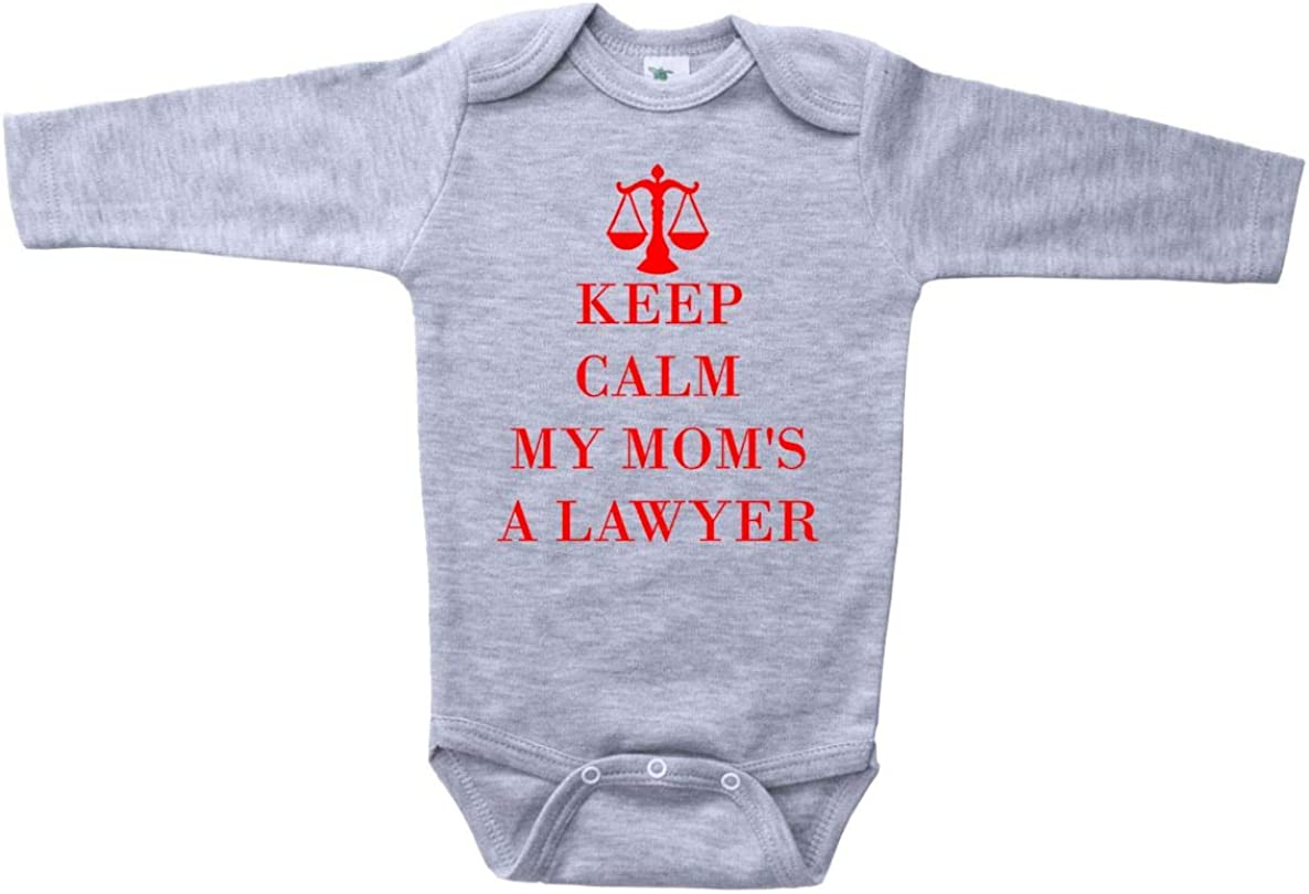 Keep Calm and Listen to Mom Infant T-Shirt