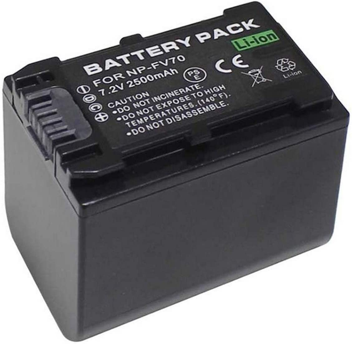 HDR-PJ390E Handycam Camcorder HDR-PJ380E Battery Pack for Sony HDR-PJ350E