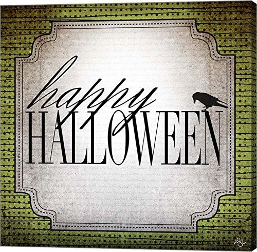 Happy Halloween by Kimberly Glover Art
